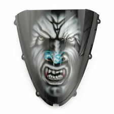 Airbrushed Vampire Custom Windscreen Windshield Fit Honda Fairing motorcycle BSE