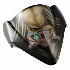 Airbrushed Octopus Windscreen Windshield For Honda CBR Fairing motorcycle