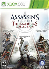 FACTORY SEALED Assassin's Creed: The Americas Collection Xbox 360 Game NEW