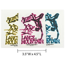 "Lance Mountain Powell Peralta Bones 4.5"" Sticker Skateboard Decal 3 Colors Avail"