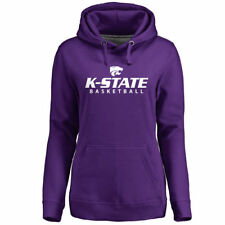 Kansas State Wildcats Women's Kansas State Basketball Pullover Hoodie - NCAA