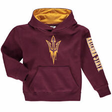Arizona State Sun Devils Stadium Athletic Toddler Big Logo Pullover  Sweatshirts