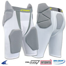 New Champro Football Integrated Girdle w/Built-In Hip, Tail & Thigh Pads