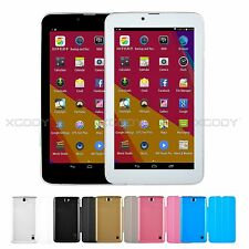 "XGODY 7""Tablet PC Sim 3G Dual Core phablet Smartphone Android 4.4 Camera Wifi"