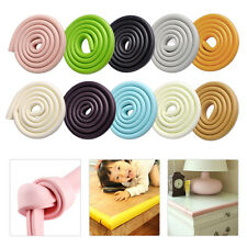 Baby Toddler Soft Desk Table Edge Corner Protector Guard Cushion Collision Strip