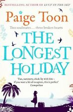 The Longest Holiday - Paige Toon -  9781471113390