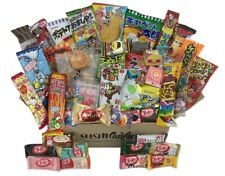 Japanese Candy 50 pc MARCH set 10 Japanese KITKAT + POPIN COOKIN + 40 sweets