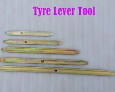 MOTORCYCLE STEEL IRONS TIRE TYRE LEVERS CHANGING TOOL 5 SIZES
