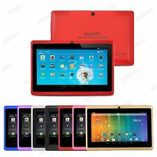 """XGODY 7"""" inch Tablet PC Quad Core for kids Children 8GB Cameras Android 4.4 WIFI"""
