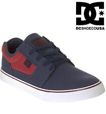 DC Shoes Tonik TX Men's Trainers Casual Canvas Lace Up Low Top Trainers