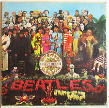 THE BEATLES SGT PEPPERS LONELY HEARTS CLUB BAND MONO LP 1967 CAPITOL MAS-2653