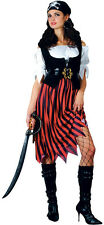 Doctor Pirate Lady Costume NEW - Ladies Carnival costume Kos