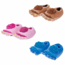 Cute Big Foot Anti-slip Slippers Men/Women Warm Soft Adorable Winter indoor