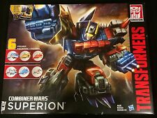 Transformers Combiner Wars G2 Superion MISB Unite Warriors