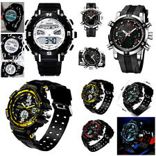 Ohsen,Ttlife,Skmei,Smael Army Analog & Digital Alarm Date Sport Wristwatch Watch