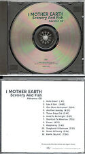 Scenery and Fish by I Mother Earth (1996, Capitol) Limited Advance CD /promo
