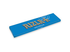 Rizla Blue Slim King Size Rolling Papers (1/2/5/10/20/50)pcs