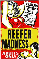 Reefer Madness - 1936 - Movie Poster