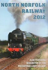 North Norfolk Railway 2012 DVD
