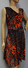 """FINAL SALE"" NEW Roberto Cavalli animal printed multi color dress sz  M; L"