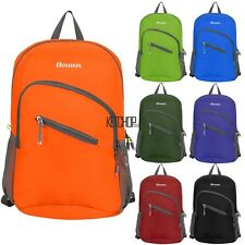 Unisex Foldable Hiking Daypack Lightweight Outdoor Travel Camping backpack KECP