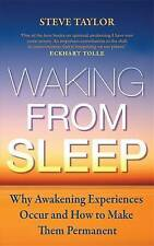 NEW Waking From Sleep by Steve Taylor BOOK (Paperback) Free Shipping