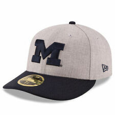 New Era Michigan Wolverines Fitted Hat - NCAA