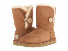 UGG Australia Bailey Button Women's Boots Chestnut 5803 - Size 6 & 7