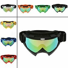 Anti UV Fog Wind Dust Protective Glasses Motorcycle Ski Snow Sports Goggle NEW