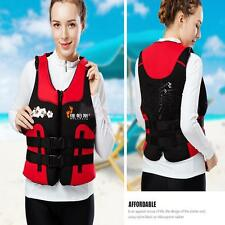 Pro Adult Life Jacket Fishing Kayak Swimming Boat Canoe Ski Floating Foam Vest