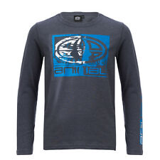 Boys Animal Graphic Long Sleeve T-Shirt/Top/Clothes