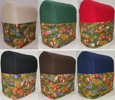 Quilted Rooster Kitchenaid Stand Mixer Cover w/6 Pockets