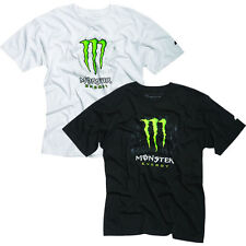 One Industries Monster Short Sleeve Casual Cycle Tee Top T-Shirt - Clearance