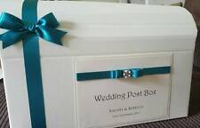 Personalised Wedding Card Post Box, Wedding gifts, Wishing well,Guest Book.