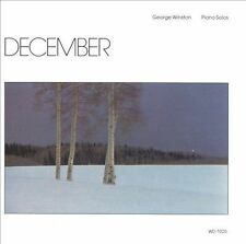 George Winston - December: Piano Solos (CD, Windham Hill)