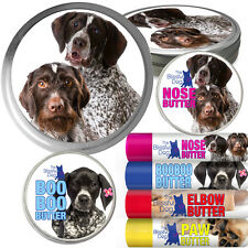 GERMAN SHORTHAIRED POINTER COMBOS DRY NOSES, ELBOW CALLUSES, ROUGH PAWS & MORE