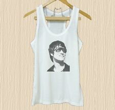 3 styles of shirt Bruce Lee tank top XS S M L XL white tank top/ Grey tee/ dress