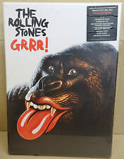 The Rolling Stones GRRR Super Deluxe Edition Greatest Hits 1962-2012 CD - NEW
