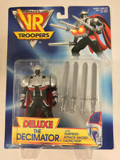 1994 Saban's VR Troopers Deluxe THE DECIMATOR Kenner New Sealed