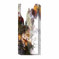 Global Gallery Li Panel II by Suzanne Silk Graphic Art Print on Canvas
