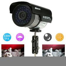 1200TVL Outdoor Waterproof Home CCTV Security IR-CUT Night Vision P2P PAL Z9F1