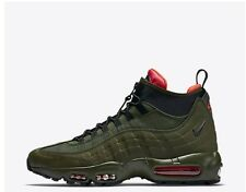 NIKE AIR MAX 95  OLIVE SNEAKER BOOT POLICE TACTICAL * NEW * WOW!!!!