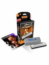Hohner Special 20  Harmonica, box included, Free Shipping in the US !