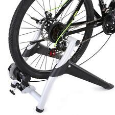 Indoor Exercise Bike Bicycle Trainer Stand 6 Levels Resistance Stationary M7E5