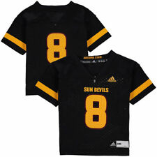 No. 8 Arizona State Sun Devils adidas Infant Replica Football Jersey - NCAA