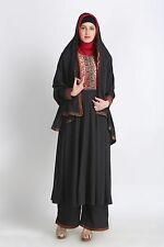 Shalwar Kameez Samiya Pakistani Indian Salwar Kameez/ Abaya Jilbab Hijab Dress