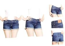 HB's Ladies Denim Shorts - Girls Hot Pants