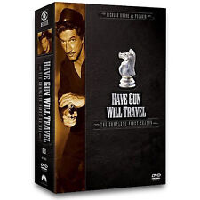 HAVE GUN WILL TRAVEL-HAVE GUN WILL TRAVEL:COMPLETE FIRST S  DVD NEW