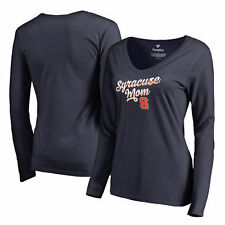 Syracuse Orange Fanatics Branded Women's Team Mom Long Sleeve T-Shirt - NCAA