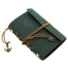 4 Colors Vintage Retro Faux Leather Cover Nautical String Journal Diary Notebook